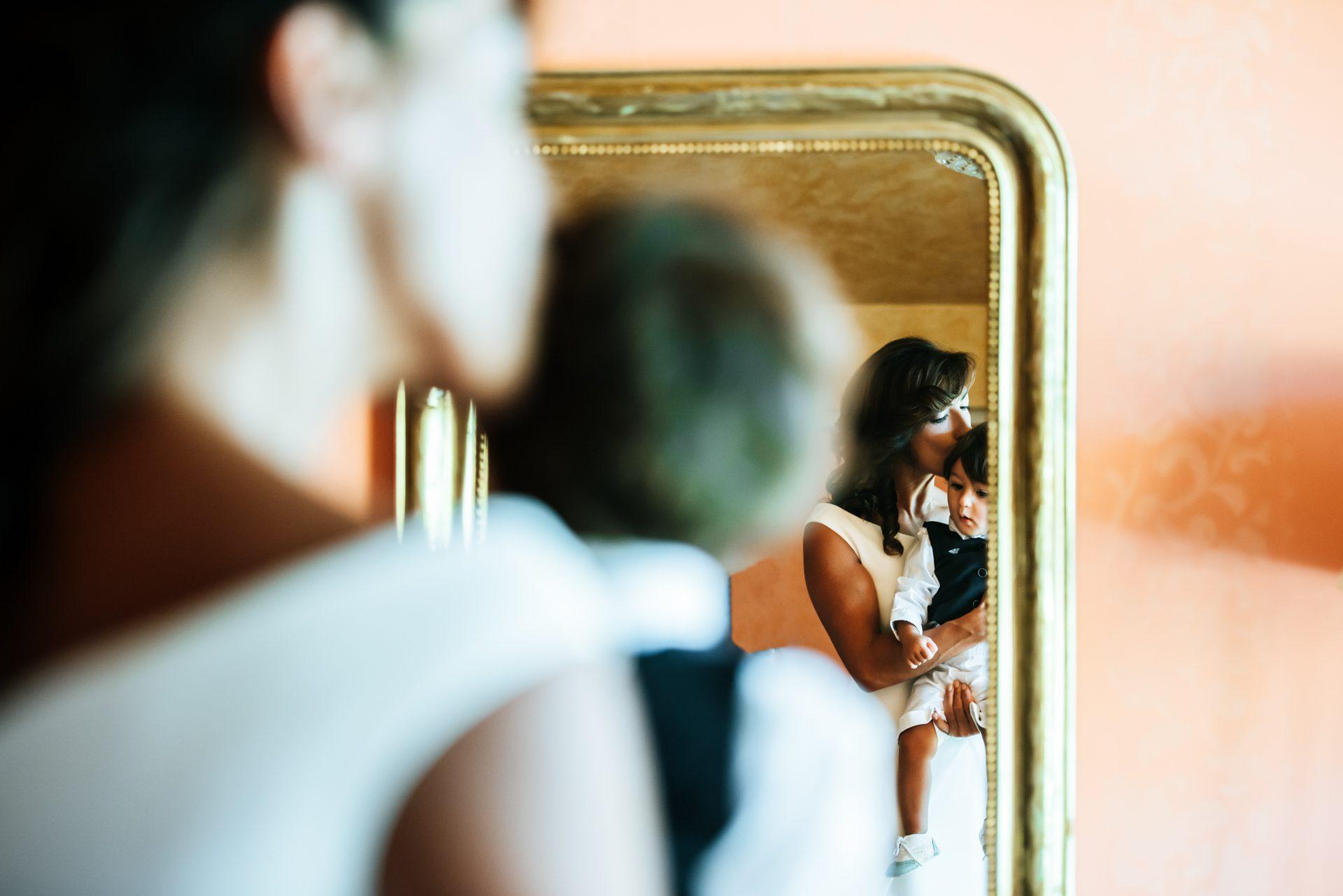 Fotografo matrimoni Milano, Fotografo Matrimonio, Mamma e figlio