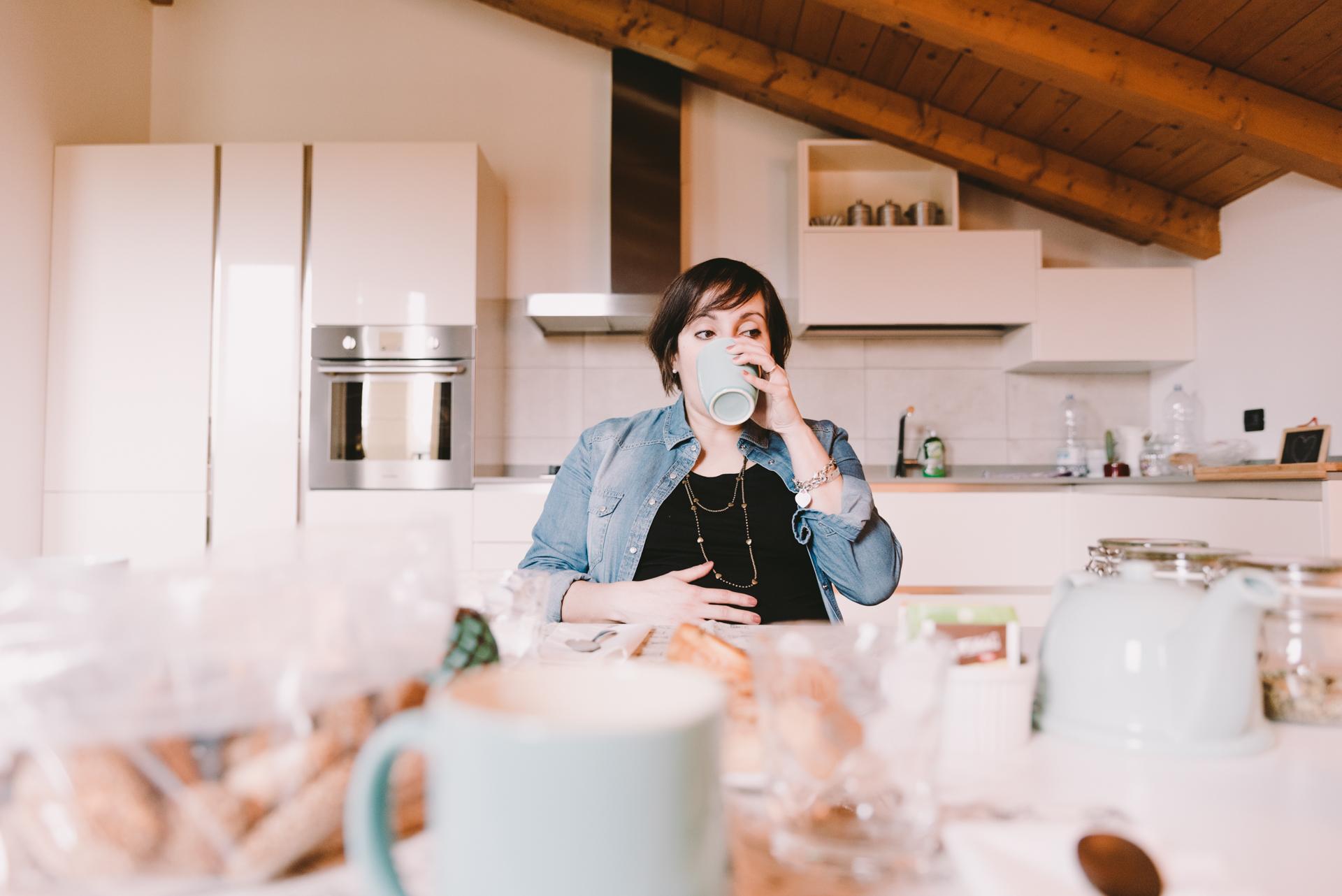 fotografa di famiglia, the, cucina