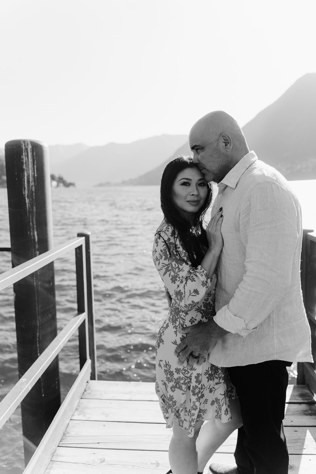 Cernobbio Engagement; Engagement in Como Lake, Best pics in Como Lake