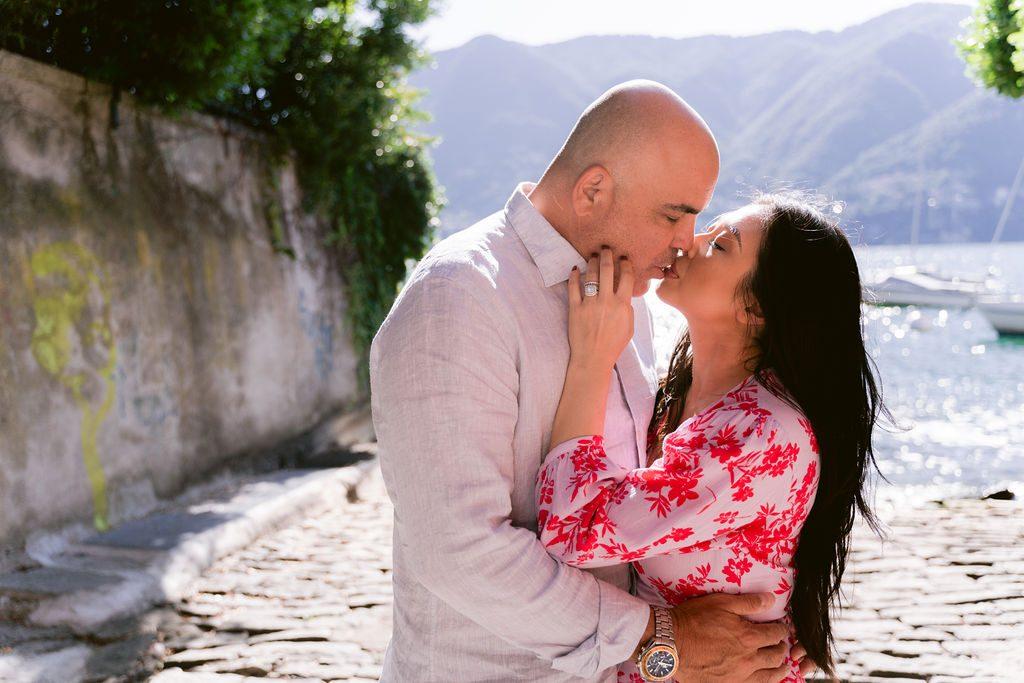 Cernobbio Engagement; Engagement in Como Lake, Best pics in Como Lake