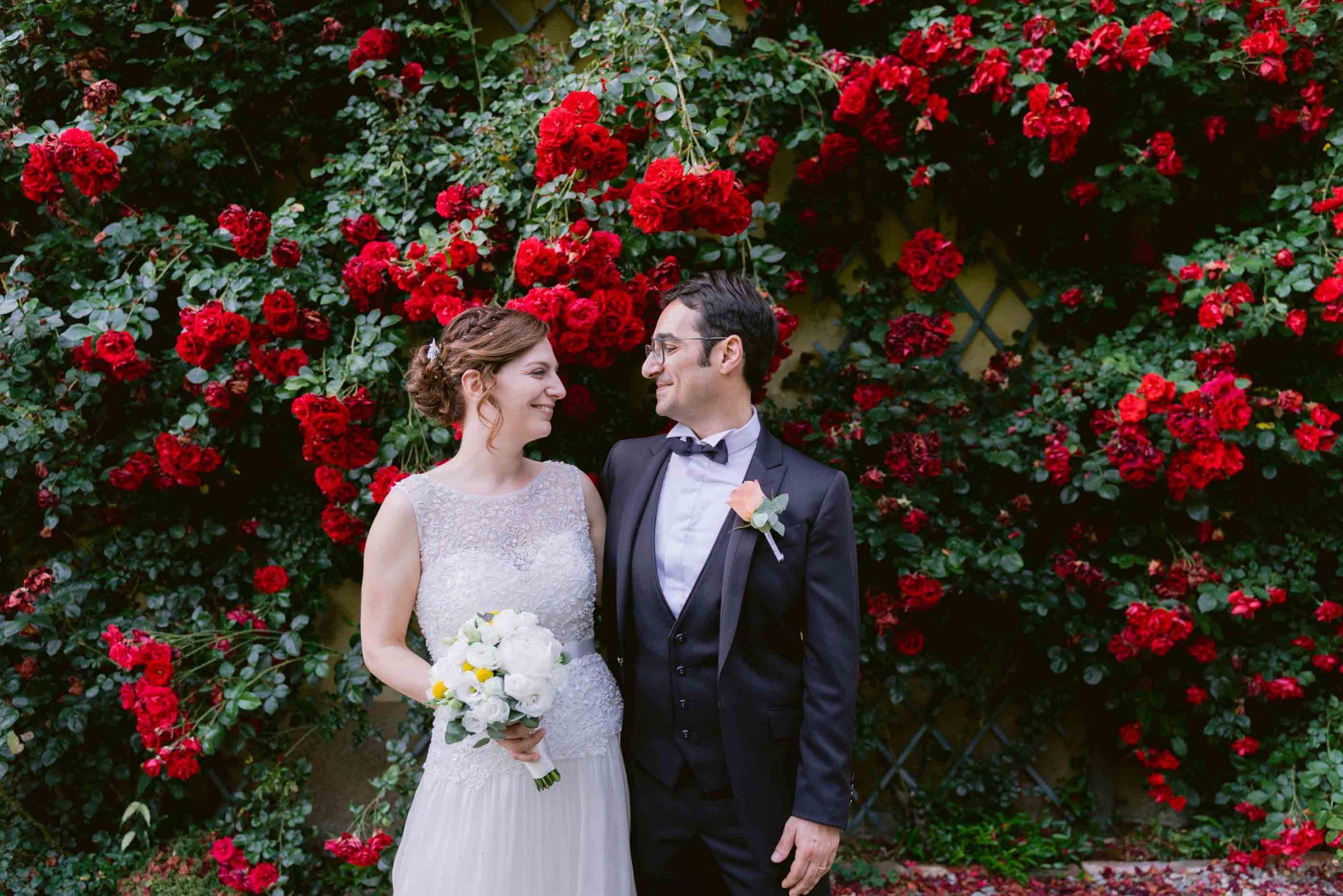 Matrimonio a Villa Negri